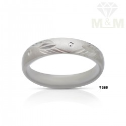 Popular Silver Wedding Ring