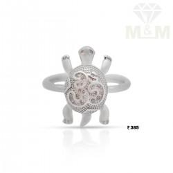 Temptable Silver Fancy Ring