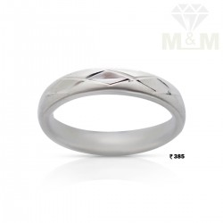 Luxury Silver Wedding Ring