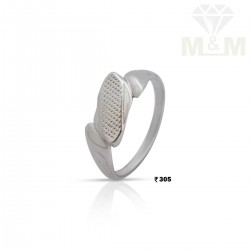 Perfect Silver Fancy Ring