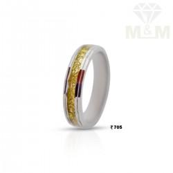 Delectable Silver Wedding Ring