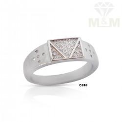 Exemplary Silver Fancy Ring