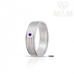 Decent Silver Wedding Ring