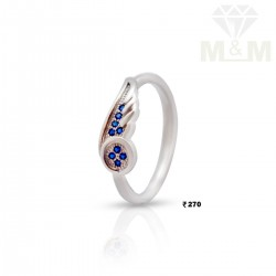 Impressive Silver Fancy Ring