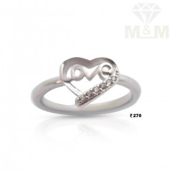 Amiable Silver Fancy Ring