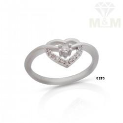 Artful Silver Fancy Ring