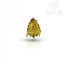 Unique Gold Divine Ring