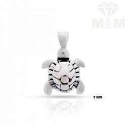 Dazzling Silver Fancy Pendant