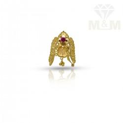 Gentle Gold Fancy Vangi Ring
