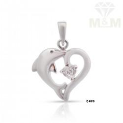 Gratification Silver Heart...