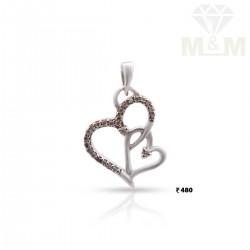 Sacred silver Heart Pendant