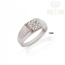 Beauteous Silver Fancy Ring