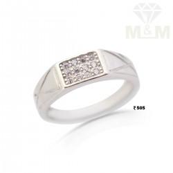 Dandy Silver Fancy Ring