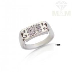 Elegant Silver Fancy Ring