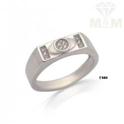 Enchanting Silver Fancy Ring