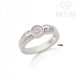 Excellent Silver Fancy Ring