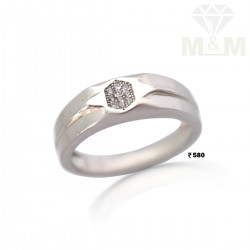Exciting Silver Fancy Ring