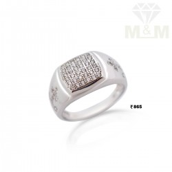 Exotic Silver Fancy Ring