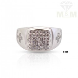 Exquisite Silver Fancy Ring