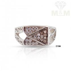 Fantastic Silver Fancy Ring