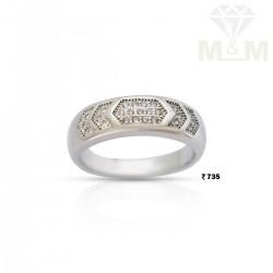 Fantastical Silver Fancy Ring