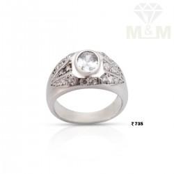 Fascinate Silver Fancy Ring
