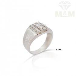 Gallant Silver Fancy Ring
