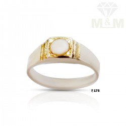 Marvels One Silver Pearl Ring