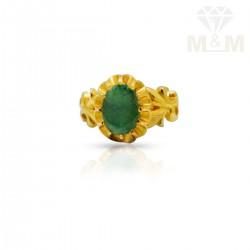 Satisfactory Gold Emerald...