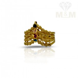 Unrivaled Gold Fancy Ring