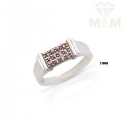 Joyful Silver Fancy Ring