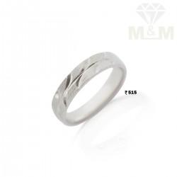 Niceness Silver Wedding Ring