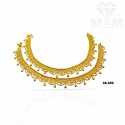 Marvelously Gold Fancy Golusu