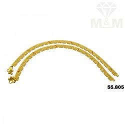 Stylish Gold Fancy Golusu