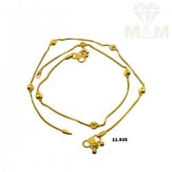 Wondrous Gold Fancy Golusu