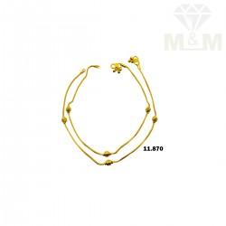 Prettiest Gold Fancy Golusu