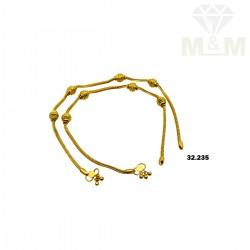 Mesmerizing Gold Fancy Golusu