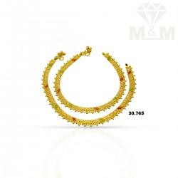 Vibrant Gold Fancy Golusu