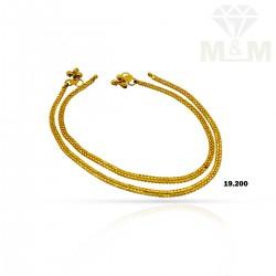 Blessed Gold Fancy Golusu