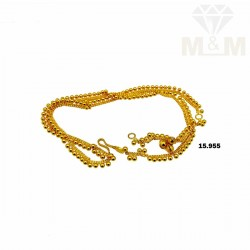 Enormous Gold Fancy Muthu...