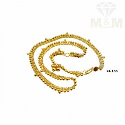 Acclaimed Gold Fancy Muthu...