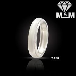 Divine Platinum Fancy Ring
