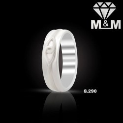 Awesome Platinum Fancy Ring