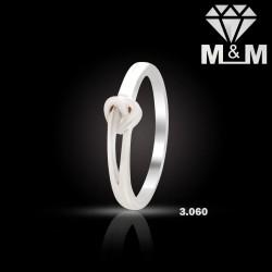Memorable Platinum Fancy Ring