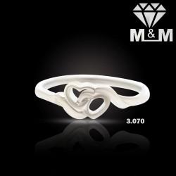 Coolest Platinum Fancy Ring