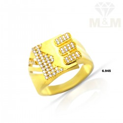 Unparalleled Gold Casting Ring