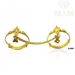 Sumptuous Gold Fancy Set Ring