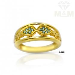 Fantastical Gold Casting Ring