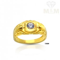 Prodigious Gold Casting Ring