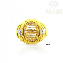 Beautify Gold Casting Ring